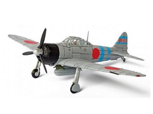 Japan Army: Mitsubishi A6M2 Type Zero (Pearl Harbor, 1941) 1:72