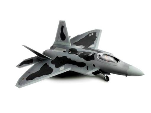 US Army: F-22A Raptor (Langley Air Force Base, 2006) - 1:72