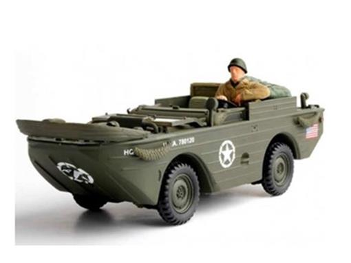 US Army: Ford Jeep Amphibian (Normandy, 1944) - 1:32