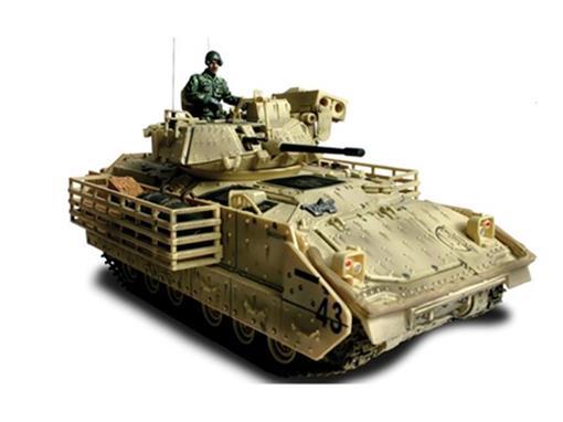 US Army: M3A2 Bradley (Baghdad, 2003) - 1:32