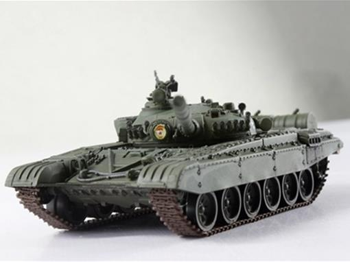 Soviet Army: T-72A USSR 1980 - 1:72