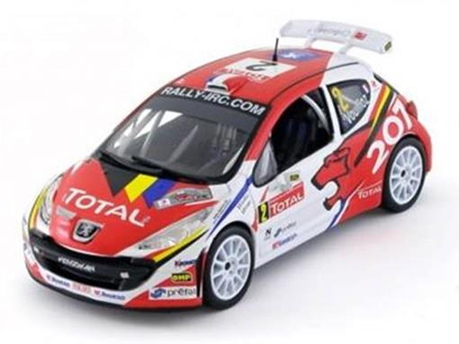 Peugeot: 2007 S2000 (2008) - Rallye d'Ypres - 1:43