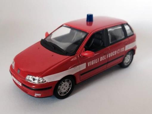 Fiat: Punto - Bombeiros