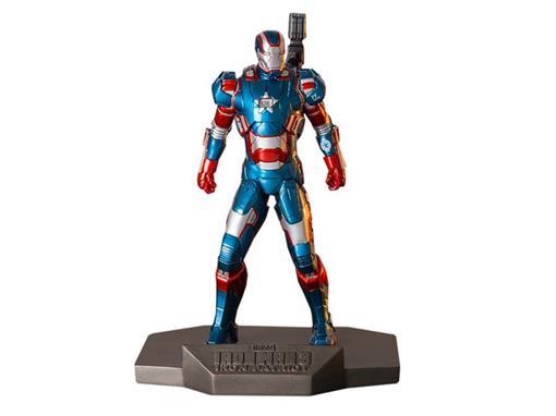 Estátua Iron Patriot (Homem de Ferro 3) - 1:10 - Iron Studios