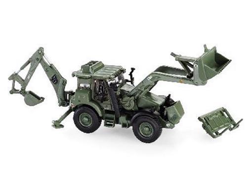 JCB: Retroescavadeira Militar Hmee - HO