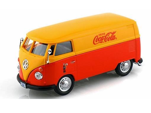 Volkswagen: Panel Van / Kombi (1962) -