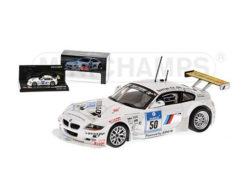 BMW: Z4 M-Coupe - ADAC 24h Nurburgring (2007)  - 1:43