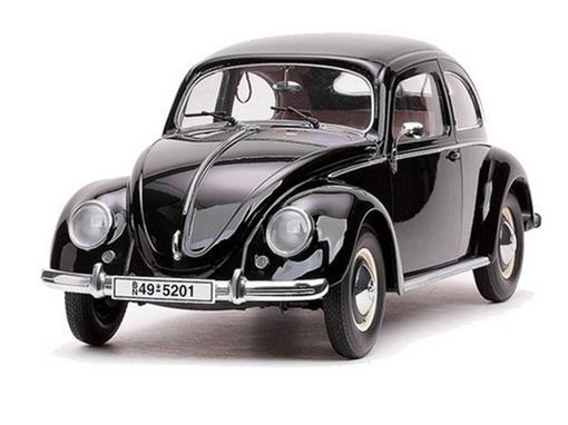 Volkswagen: Fusca Beetle Standard Saloon (1949) - 1:12