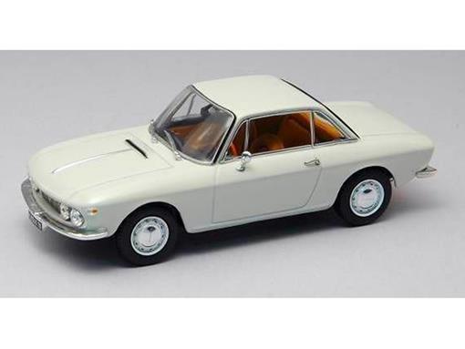 Lancia: Fulvia (1969) - Branco - 1:43