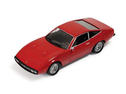 Ferrari: 365 GTC/4 (1971) - Vermelha - 1:43