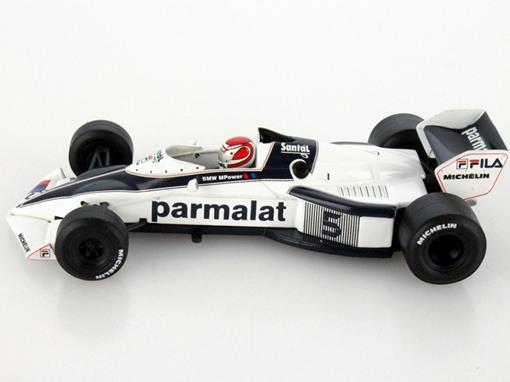 Brabham BT-52: Nelson Piquet - Weltmeister (1983) -  1:43 - Quartzo