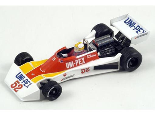 Tyrrell F1: 077 N 52 - Kazuyoshi Hoshino - Japan GP 1976 - 1:43
