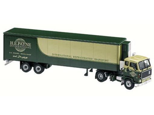 Volvo: F88 Fridge Trailer - H.E. Payne (Transport) LTD - 1:50