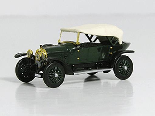 Audi: Alpensieger (1914) - Verde - HO