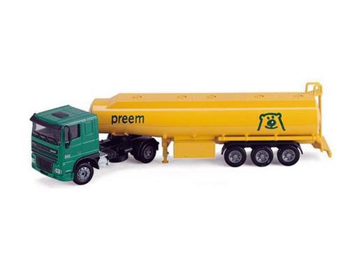 DAF: 95XF Carreta - Cuba de Gasolina Tanker Citerne - 1:50