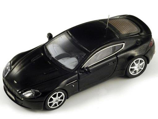 Aston Martin-: V8 Vantage (2007) - Preto - HO