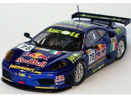 Ferrari: F430 GT Team AF Corse N 78 LM (2007) - HO