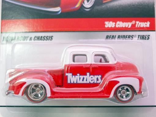 Chevrolet: Truck '50s -
