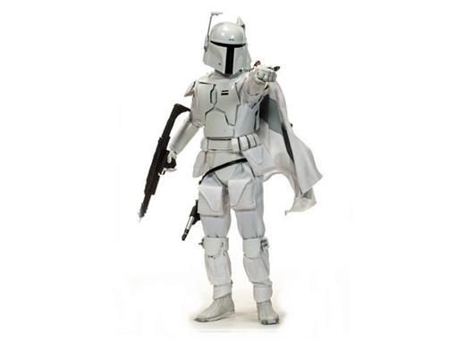 Boneco Boba Fett Prototype Armor