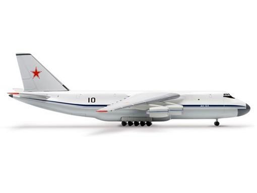 Soviet  Air Force: Antonov AN-124 USSR - 1:500