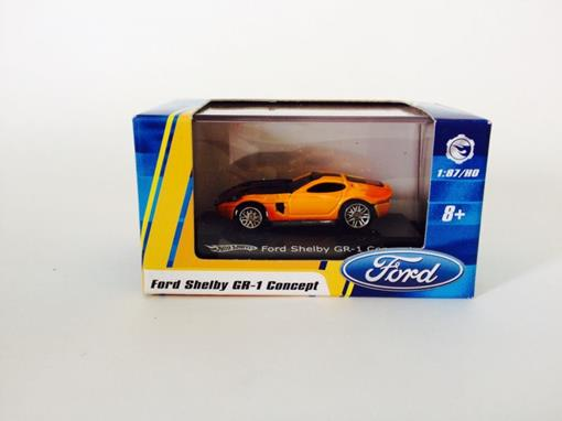 Ford: Shelby GR-1 Concept - Laranja - Hot Wheels - 1:87