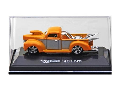 Ford: Drag Truck '40 - Amarelo - Hot Wheels - 1:87