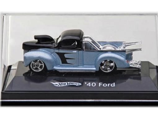 Ford: '40 - Azul - Hot Wheels - 1:87