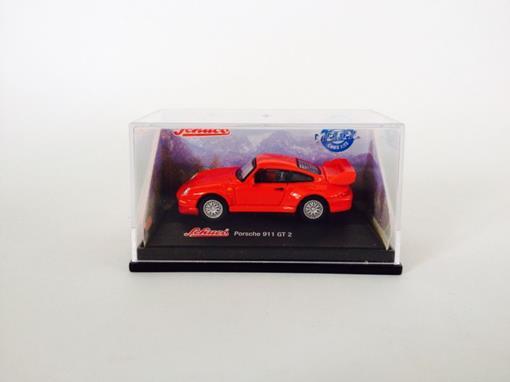 Porsche: 911 GT 2 - Vermelho - 1:72
