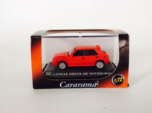 Lancia: Delta HF Intergrale - Vermelho - 1:72