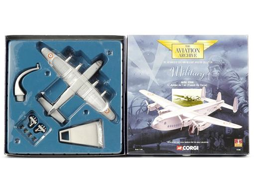Avro York: L'Armee De L'Air - French Airforce - 1:144