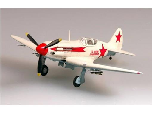 Mikoyan-Gurevich: MiG-3 - Soviet Air Force (Moscow, 1942) - 1:72