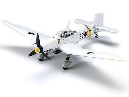 Junkers Ju87D-3 9.StG.77 (1943) - Bombardeiro - 1:72