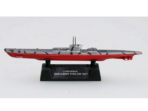 DKM: U-Boat Type IX - 1:700