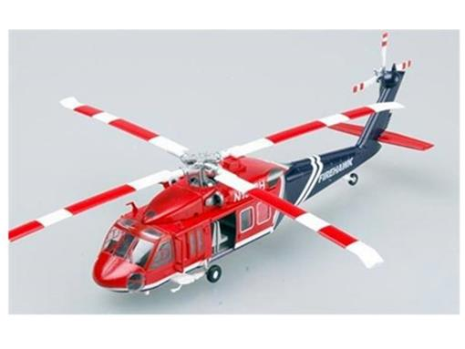 Sikorsky: UH-60A - American Firehawk - 1:72