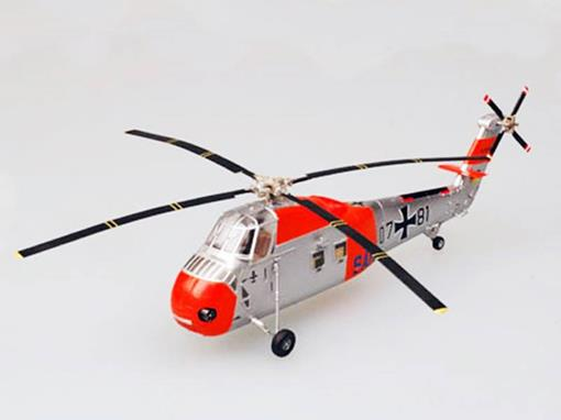 Sikorsky: UH-34G- American Choctaw - Germany Navy - 1:72