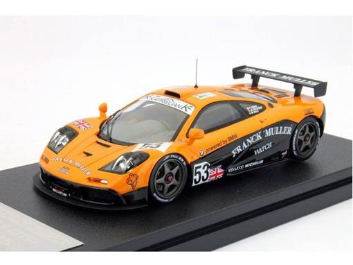 McLaren: F1 GTR - #53 (1996) Le Mans - Kid Box 30th Anniversary Edition - 1:43