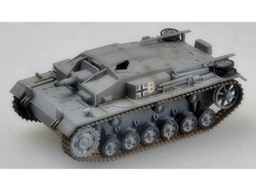 German Army: Stug III Ausf. E (Russia, 1942) - 1:72