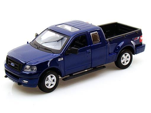 Ford: F-150 Fx4 (2004) - Azul - 1:31