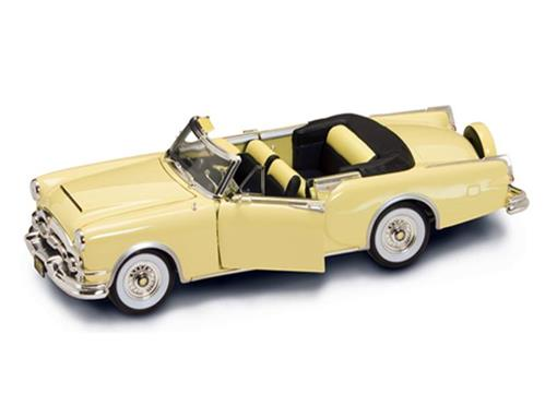 Packard: Caribbean (1953) - Amarelo - 1:18
