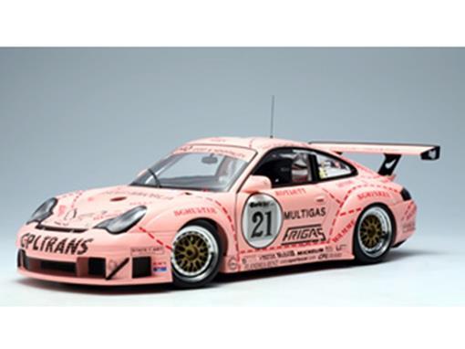 Porsche: 911 (996) GT3 RSR (2006) - 1:18
