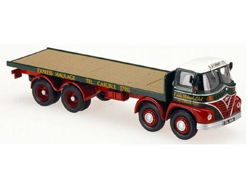 Foden: S21 8 Wheel Platform Lorry
