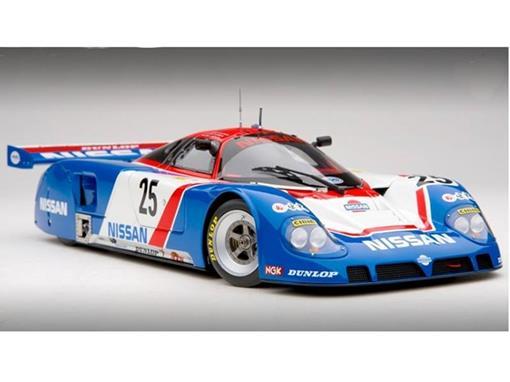 Nissan: R89C #25 - 1989 Le Mans 24 Hours - Brabham / Robinson / Luyendyk, Works Nissan - 1:18