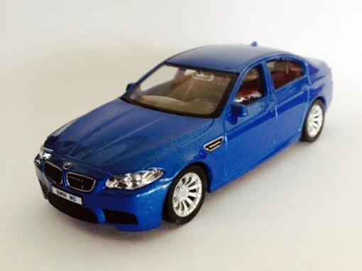 BMW: M5 - Azul - 1:43