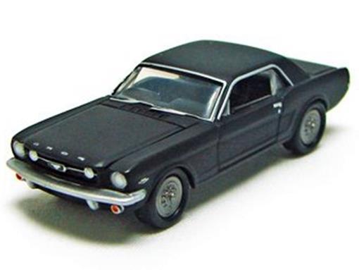 Ford: Mustang Black Tillie II (1967) - 1:64