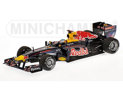 Red Bull Racing: Renault RB7 S Vettel (Winner Turkish GP 2011) 1:43