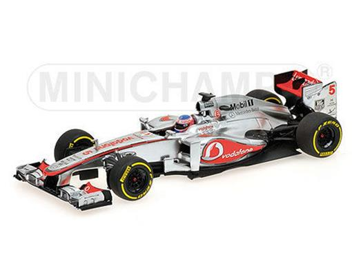 Vodafone McLaren Mercedes: J. Button - Showcar 2013 - 1:43