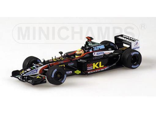 KL Minardi: Asiatech PS 02 (2002) - A. Yoong - 1:43