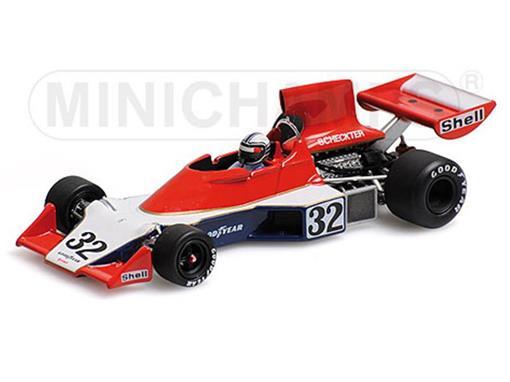 Tyrrell Ford: 007 - Ian Scheckter (1975) - 1:43