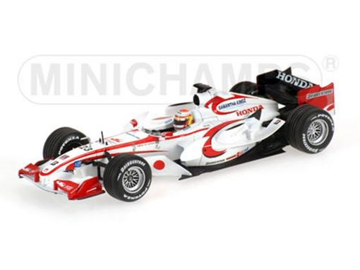 Super Aguri F1 Team: SA05 - Yuji Ide (2006) - 1:43