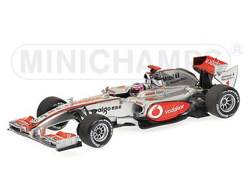 Vodafone McLaren Mercedes: Jenson Button - ShowCar (2010) - 1:43